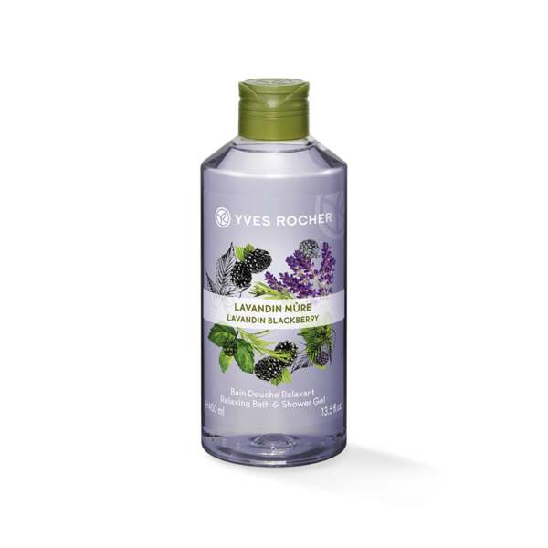 Lavandin Blackberry - Relaxing Bath and Shower Gel at $8!