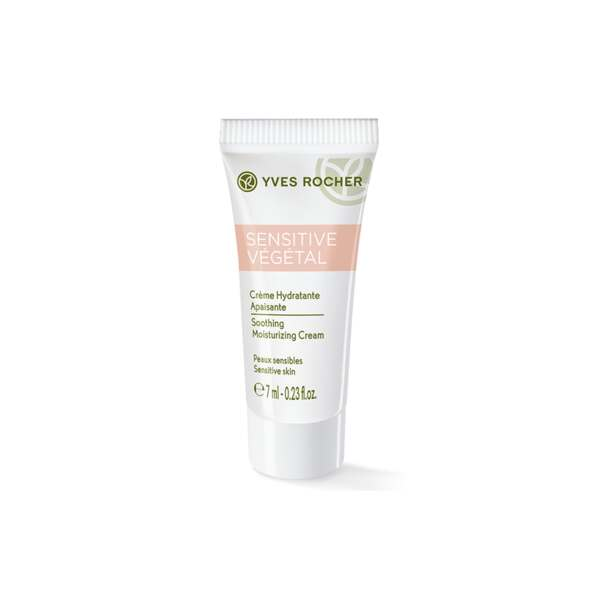 Soothing Moisturizing Cream - Sensitive Skin - Travel Size