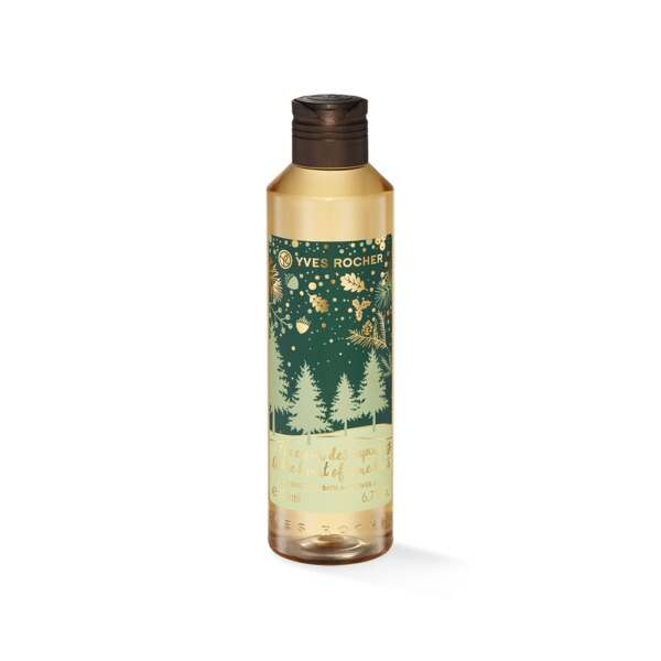At the Heart of Pine Trees Bath and Shower Gel - 200 ml, Bath and Shower Gels, Holiday Collection