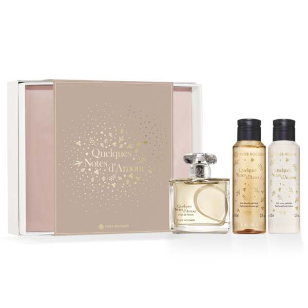 Quelques Notes d'Amour Fragrance Gift Set