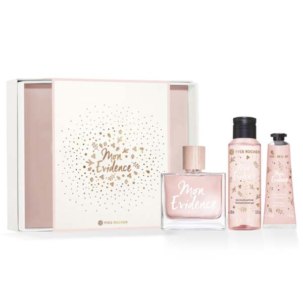 Mon Evidence Fragrance Gift Set, Women Eau de Parfum, Gift ideas