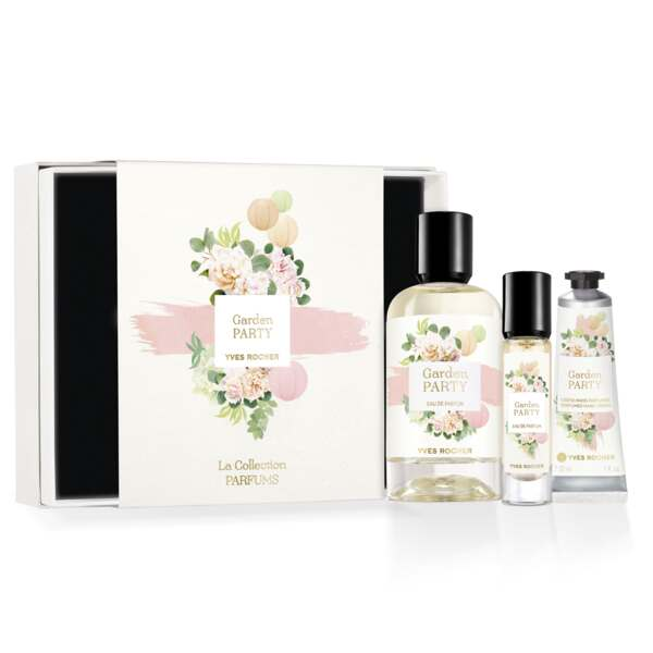 Garden Party Fragrance Gift Set, The Collection, Women Eau de Parfum, Gift ideas