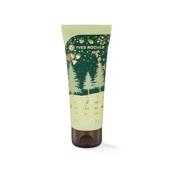 At the Heart of Pine Trees Hand Cream - 75 ml, Hand Care