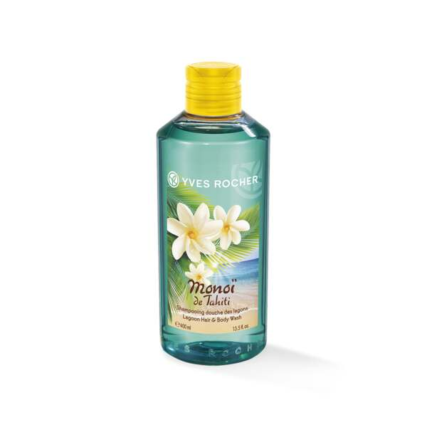Lagoon Hair and Body Wash 400 ml